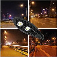 Уличный светодиодный прожектор 100W, фото 1
