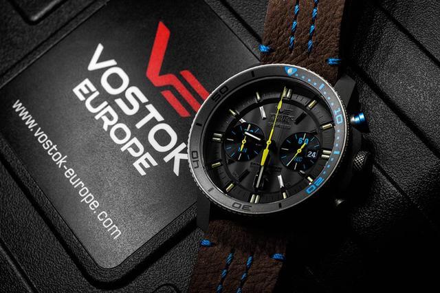 Часы Vostok-Europe