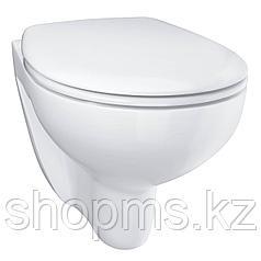 Унитаз подвеcной безободковый GROHE Bau Ceramic 39351000 с сиденьем