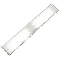 Потолочный светодиодный светильник INTEKS Office2-36 1200х180х40 32Вт 3750Лм