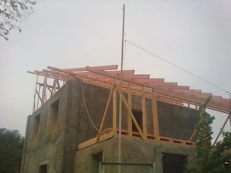 Строительство домов с черновой отделкой, фото 2