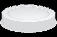 Панель светодиодная NRLP-eco 12Вт 170мм БЕЛАЯ накладная IP40