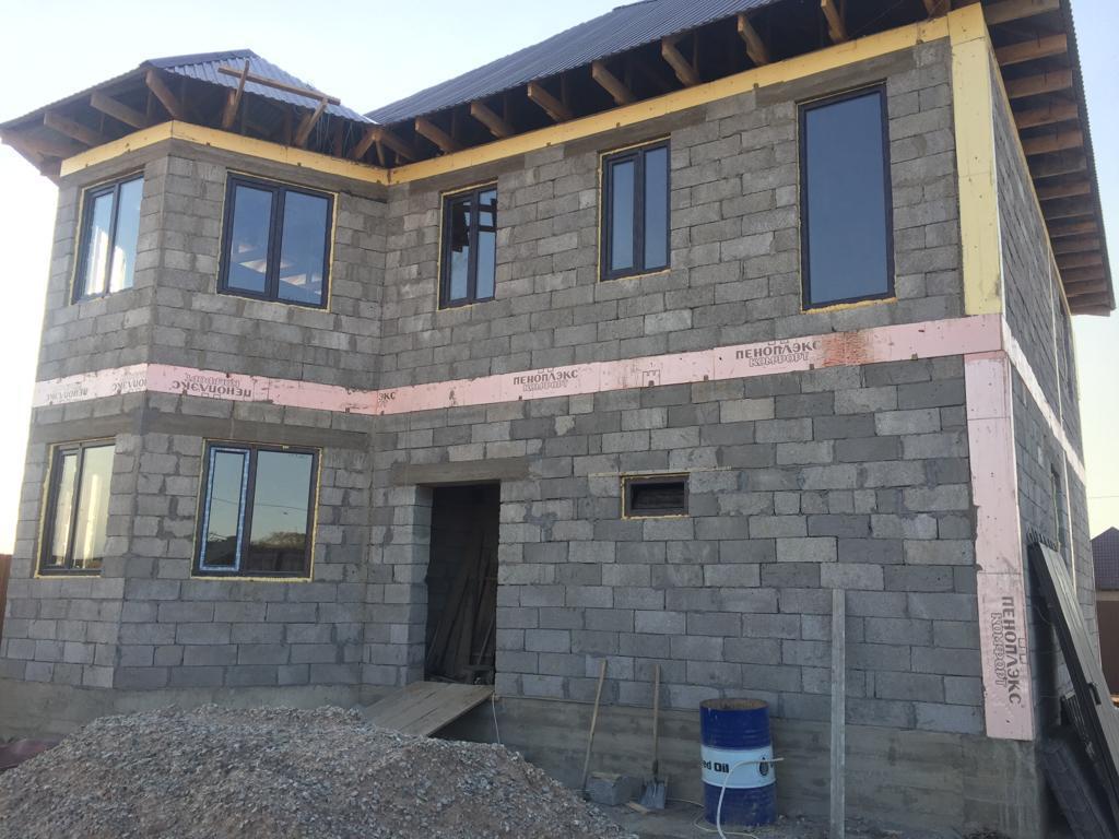Строительство административных зданий под ключ