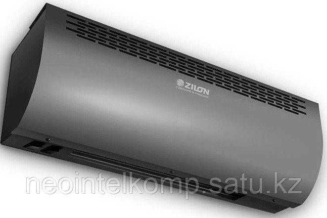 Тепловая завеса ZILON серии Привратник ZVV-1.0Е6SG ГРАФИТ с электрическим нагревом