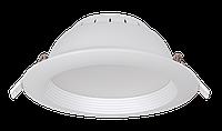 Светильник светодиодный встраиваемый PLED DL2 18W Fr/Wh 4000/6500K IP40 230V/50Hz Jazzway