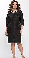 Платье Matini-31286, черный, 52