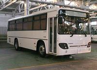 Прокат аренда авто Автобус Daewoo BS (45 мест)