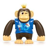 Робот обезьяна Чимпи (свет, звук, движение)