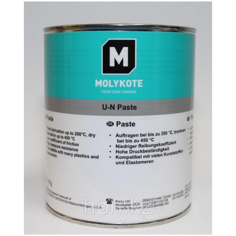 Cборочная синтетическая паста MOLYKOTE U-N