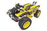 Конструктор QiHui Technics 6803 2в1 Mechanical Master бульдозер и танк аналог Лего Lego Technic, фото 4