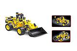 Конструктор QiHui Technics 6803 2в1 Mechanical Master бульдозер и танк аналог Лего Lego Technic, фото 6