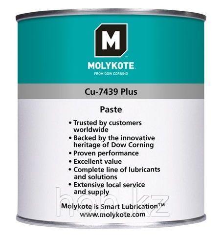 MOLYKOTE CU-7439 Plus смазочная медная паста