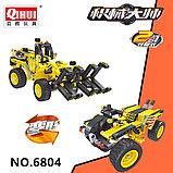 Конструктор QiHui Mechanical Master 6804 Трактор и багги Лего Lego Technic 301 дет, фото 5