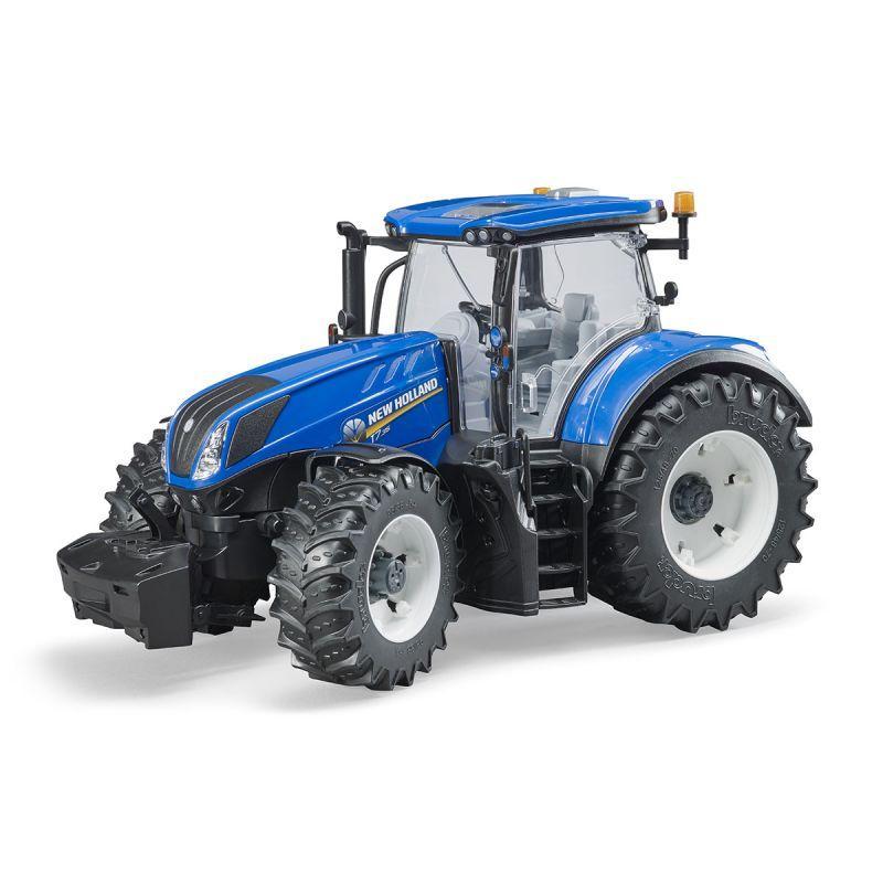Bruder Игрушечный Трактор New Holland T7.315 (Брудер)