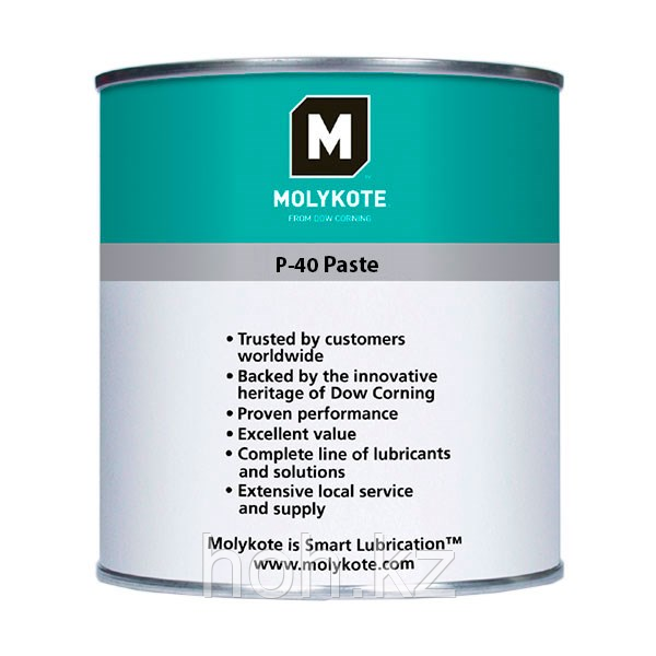 Molykote P-40 Paste Паста смазочная адгезивная