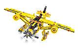 Конструктор QiHui Mechanical Master 6802 Самосвал и самолет аналог Лего Lego Technic 361 дет, фото 4