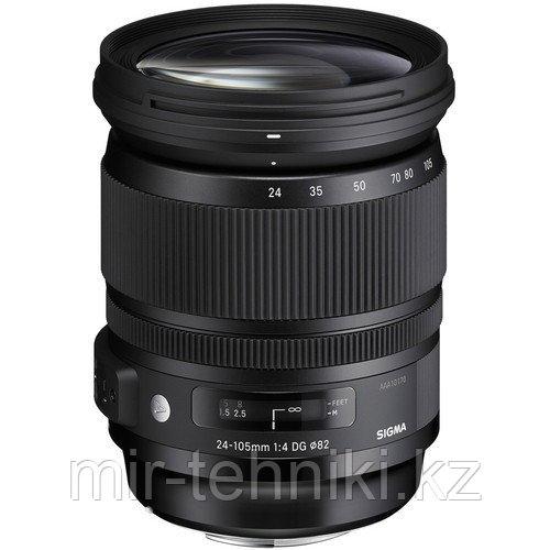 Объектив Sigma 24-105mm f/4 DG OS HSM Art Nikon
