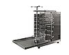 Шаурма-шашлычница электрическая ШШЭ-2 (515х770х670(690), с ручным приводом, 5 шампуров,4кВт, 220В), фото 2