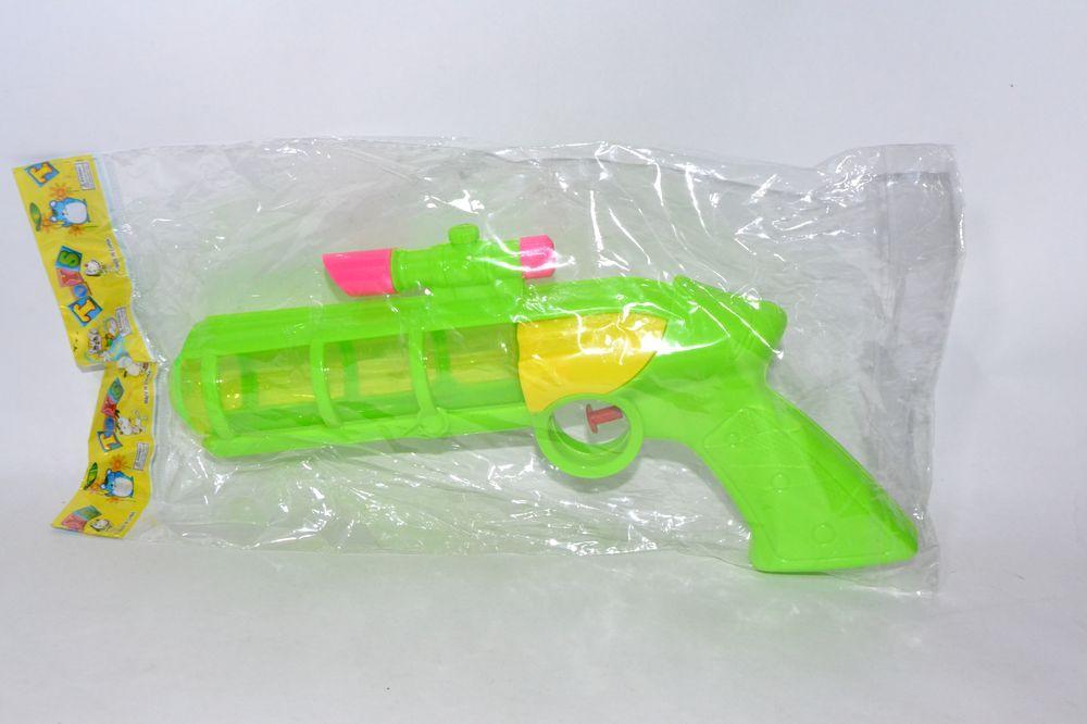 Водяной пистолет с трещиной ( не протекает)