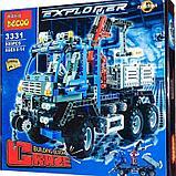 "Конструктор Аналог Lego Technik 8273-2  Decool 3332 ""Тягач - вездеход""  678 деталей, фото 2"