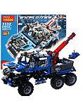 "Конструктор Аналог Lego Technik 8273-2  Decool 3332 ""Тягач - вездеход""  678 деталей, фото 4"