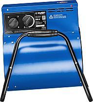 Пушка тепловая электрическая, 9 кВт, 380 В, ЗУБР Профессионал, фото 3