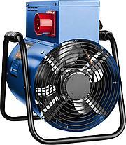 Пушка тепловая электрическая, 9 кВт, 380 В, ЗУБР Профессионал, фото 2