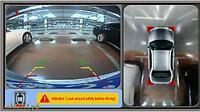Система кругового обзора 3D BIRDVIEW 360° Toyota Land Cruiser 200