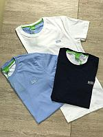 Мужские футболки на трёх расцветках, фото 1