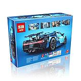 Конструктор Lepin 20086 аналог Лего Lego Technic 42083 KING QUEEN 90056 Bugatti Chiron Бугатти Широн д 4028 шт, фото 2