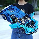 Конструктор Lepin 20086 аналог Лего Lego Technic 42083 KING QUEEN 90056 Bugatti Chiron Бугатти Широн д 4028 шт, фото 9