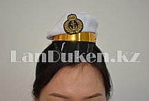 Ободок морская фуражка капитана