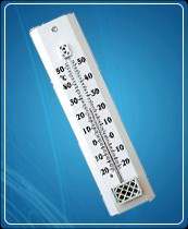 Термометр бытовой сувенирный П-2 (-20...+50) основание пластмасса