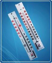 Термометр бытовой фасадный ТБН-3-М2 исп.2 (-50...+50) ц.д.1, основание-металл, 750х100мм