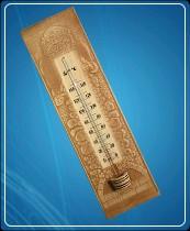 Термометр для сауны бытовой ТС №3 (0...+150) ц.д.2, основание-дерево 104х370мм