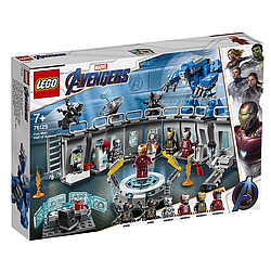 76125 Lego Super Heroes Лаборатория Железного человека, Лего Супергерои Marvel
