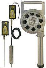 Термометр ExT-01/2 для нефти и н/п, датчик выполнен в виде полностью погружаемого зонда с кабелем длиной до 6 м
