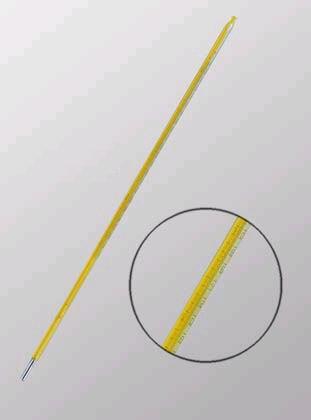 Термометр для нефтепродуктов ТИН-14 (+38+82*С), ц,д,0,1