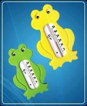 """Термометр бытовой ванный """"Сувенир"""" В-3 (Лягушонок) (0...+50*С) цена деления 1, основание-пластмасса"""