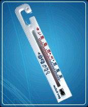 Термометр бытовой для холодильника ТБ-3М-1 исп.7 (-30...+30) ц.д.1, основание-пластмасса, 150х20мм