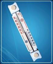 Термометр бытовой оконный универсальный ТБ-3М-1 исп.5д (-50...+50) ц.д.1, основание-пластмасса, крепление-липучка