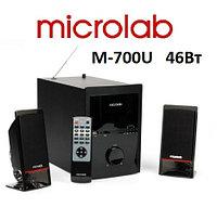 Акустическая система Microlab   M-700U, 2.1, 46Вт, USB, фото 1