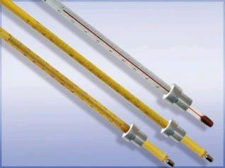 Термометр для нефтепродуктов ТИН-1№1 (-7+110*С), ц.д.0,5