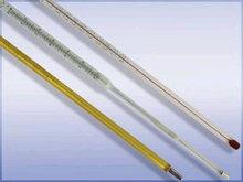 Термометр для нефтепродуктов ТИН-3№2 (-30+30*С), ц.д.0,5