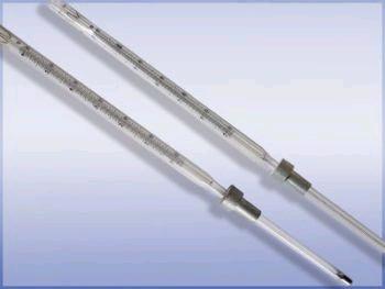 Термометр для нефтепродуктов ТН-3№1 (0+60*С), ц.д.0,5, ртутный, до 24.03.17