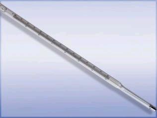 Термометр для нефтепродуктов ТН-5 (+30+100*С), ц.д.0,2