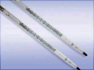 Термометр лабораторный TЛ-5№2 (0+105*С) стеклянный, ц.д.0,5