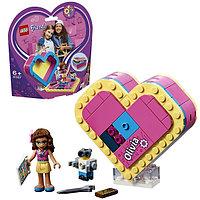 Lego Friends 41357 Конструктор Шкатулка-сердечко Оливии, фото 1