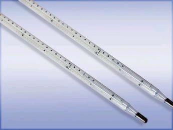 Термометр лабораторный ТЛ-4№6 (+200+255*С) стеклянный, ц.д.0,1, длина 500...530