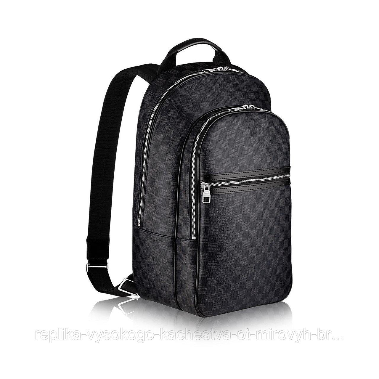 Городской рюкзак Michael Damier Graphite